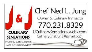 J & J Culinary Sensations