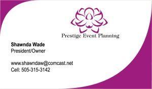 Prestige Event Planning