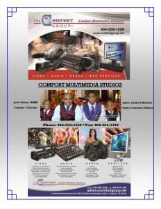 COMFORT MULTIMEDIA SERVICES