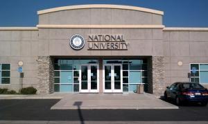 National University - San Bernardino Campus