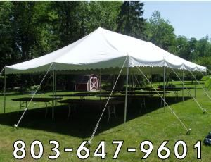Tent Rentals Lexington, SC - Laugh 'N Leap, LLC.