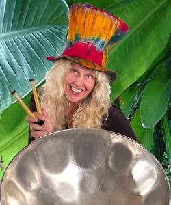 Wendy Harrison, Steel Drum Soloist
