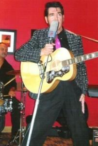 50's Elvis Tribute Show