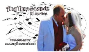 AnyTime Sounds DJ Service
