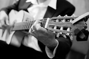 Andrew Ibanez - Guitarist