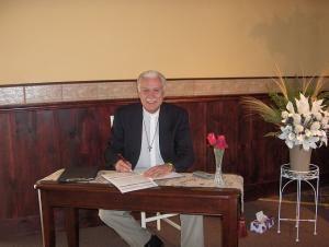 Rev. Dave Hunter