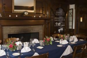 The Mahogany Dining Room