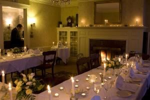 The Gold Dining Room