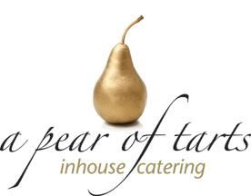 A Pear Of Tarts In House Catering