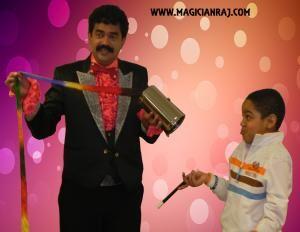 Magician Raj