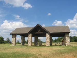 Ball Diamond & Shane's Place Picnic Pavilion