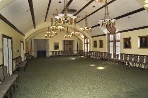 Purdue Memorial Union - East Faculty Lounge