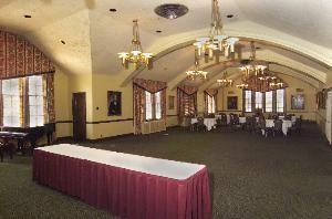 Purdue Memorial Union - West Faculty Lounge