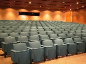 Tiered Auditorium