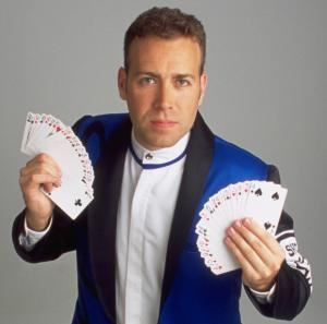 High Energy Magic of Speed - Magician & Illusionist - Dover