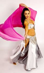 Jamila Johari Belly Dancer