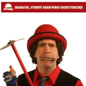 Marcus Funny Tricks