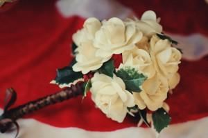 Missy's Wooden Roses