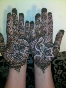 Yogi's Henna