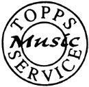 Topps Music Service - Gimli