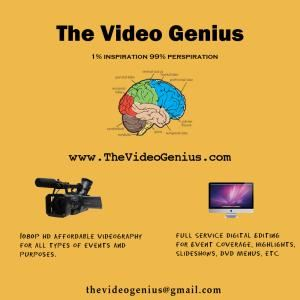 The Video Genius