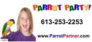 Parrot Party!