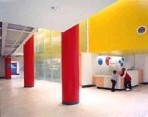 Lobby, Creative Corner or Theatre