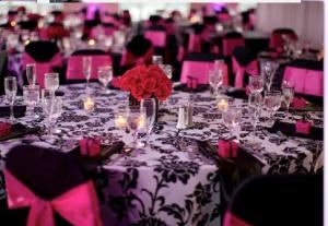 Classy Linens and Chair Covers