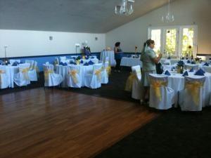 Blue Prynt Banquet Room
