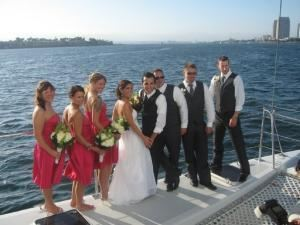 Aolani Catamaran Weddings