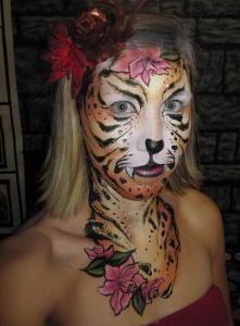 Whitney's Body Art