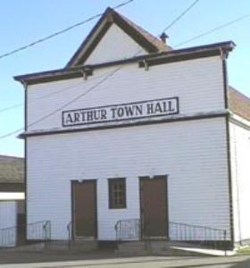Arthur Town Hall