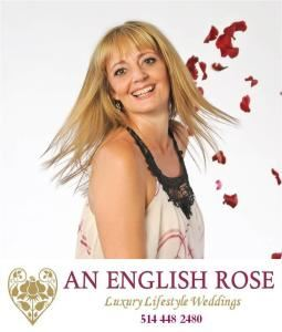 An English Rose, Montreal Wedding Planner