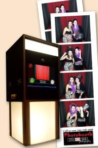 Little Red Chair Photobooth Rental