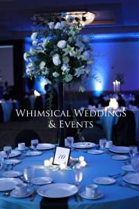 Whimsical Weddings & Events