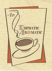 An Emphatic Aromatic