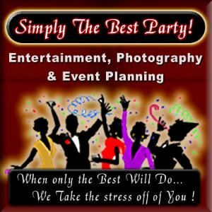 Simply The Best Party! - Photo Booth