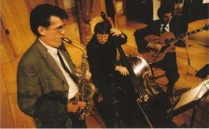 Dave Ward Trio