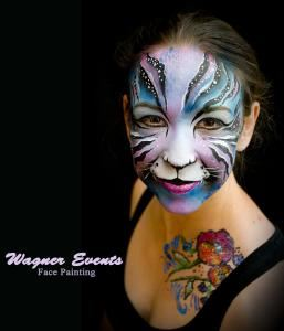 Wagner Events, Face Painting & Balloon Twisting