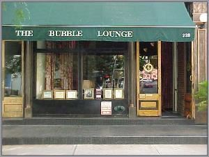 The Bubble Lounge New York