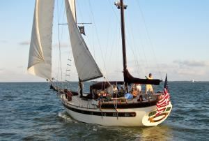 Windsong Sunset Sailing Charters