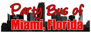 Party Bus Service of Miami Florida