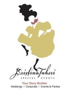 Kristina Taheri Special Events