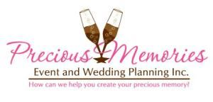 Precious Memories Event and Wedding Planning Inc.