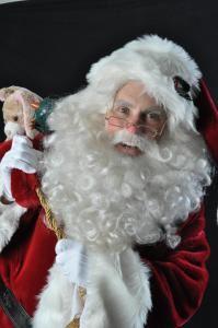 Hire Santa