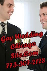 Gay Wedding Chicago Site