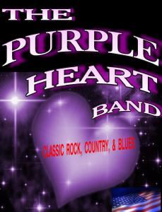 """The Purple Heart Band"""