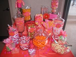 Candy Girl Candy Buffets
