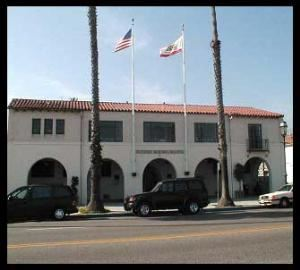 Santa Barbara Veterans Memorial Building
