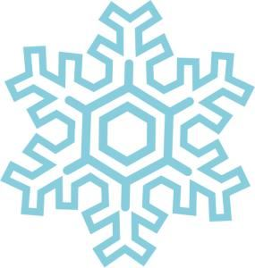 Snowflake Photo Booth